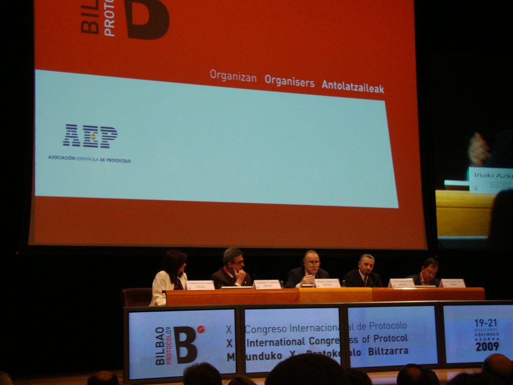 10e Congres Inter Protocol Bilbao 2009 3