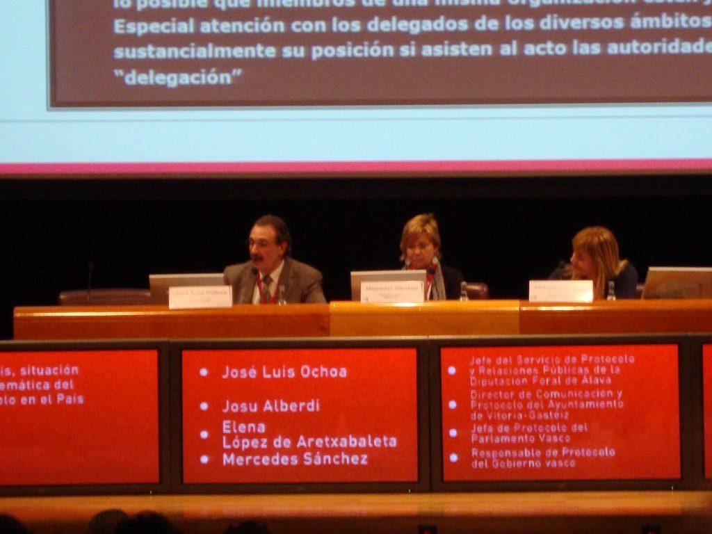 10e Congres Inter Protocol Bilbao 2009 4