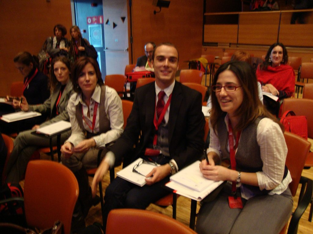 10e Congres Inter Protocol Bilbao 2009 6
