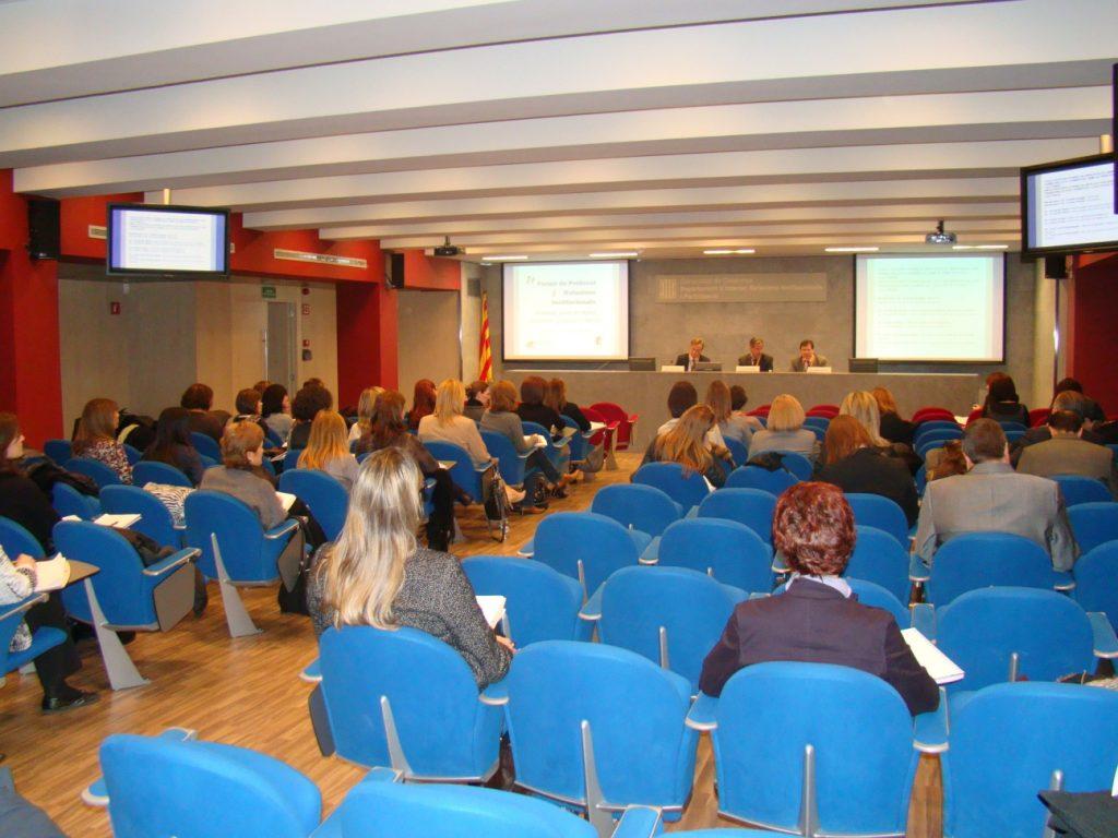1e Forum Protocol Relacions Inst Divm 1