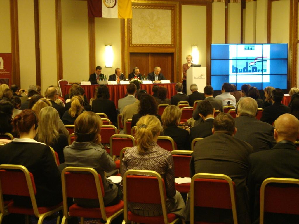 11e Congres Inter Protocol Budapest 4