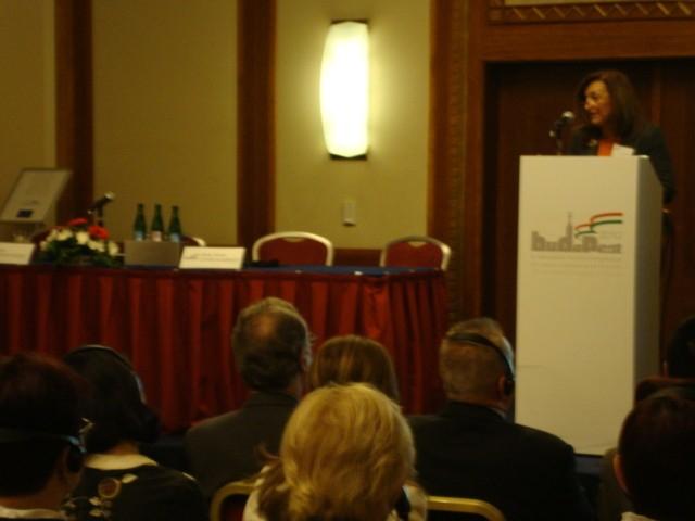 11e Congres Inter Protocol Budapest 6