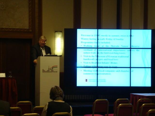11e Congres Inter Protocol Budapest 8