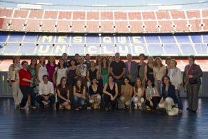 Visita Camp Nou 1